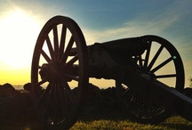 Civil War / I have always been interested in the Civil War and Abe Lincoln / by Brenda Schupbach