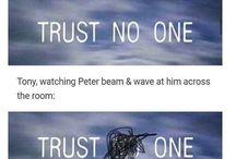 Tony Stark AKA Iron Man