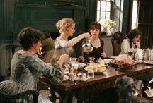 Jane Austen Bedroom Inspiration / jane austen, bedroom, decor, inspiration