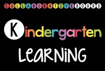 Kindergarten Learning / A Kindergarten collaborative board for sharing games, activities, resources and teaching ideas. PINNERS: Please pin ONE product pin (free or priced) for every 3 non-product pins. If you would like to join, please e-mail me at lavinia@inmyworld.com.au. / by Lavinia Pop