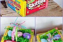 Easter Decorating and Ideas for Kids / All things Easter!