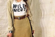 Boho / boho trends and fashion clothes