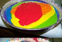 gebak en taarten