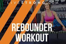 Rebounding workouts