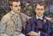Pierre-Auguste Renoir (1841 - 1919) / Art from France.