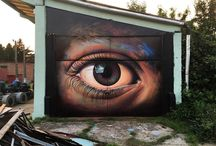 World of Urban Art : CRISTIAN BLANXER