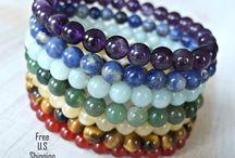 Life Force Jewelry / 108 malas, Yoga Bracelets, suncatchers and more