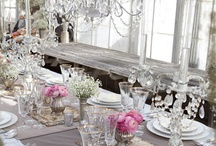 Table Decor ideas / by Celia Offwood