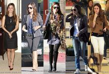 Style inspiration  / My style icons