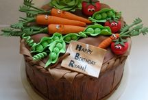 warzywa tort