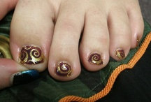 FingerNailFixer / Holly L Schippers is a USA based tech known as the FingerNailFixer. A nail technician since 1999, CND Education Ambassador since 2004, NAILS Mag blogger since 2011, and proud Nail Geek since 2000. http://www.facebook.com/FingerNailFixer / by Holly Schippers