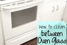 Household Cleaning ideas / Stove glass