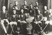 Old Time Hockey / The inspiration behind our North Hat.
