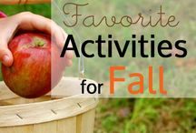 Fall Must-Do Activities / Camps Connect offers a collection of Autumn activities to help you keep your kids busy as the nights get longer and the trees change color! www.campsconnect.org