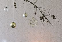 Christmas Inspiration / Inspirujte se vánočními interiéry a vytvořte si doma také tak úžasnou atmosféru.