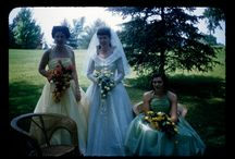 Vintage Weddings / A little wedding inspiration from history