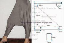 Heram pants pattern