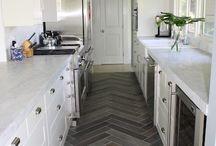 House Ideas - Kitchen / by Jes Killion