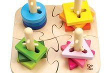 Zabawki dla Hubka