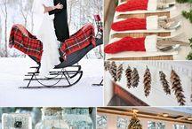 Winter Weddings Guernsey / Winter Wonderland Wedding ideas