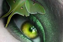 iSee / Fun, funky or just plain beautiful eye make up.