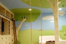 Samu's room / Referentes y diseño cuarto Sami