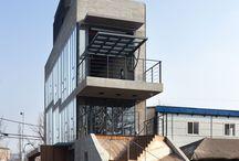concrete design / architecture