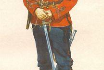 British soldiers / troupes britanniques (commonwealth)