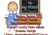 First Grade Blogs