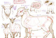 動物描き方