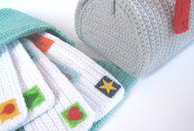 Crochet  / by Jennie Carroll Little