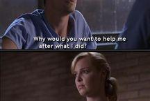 Grey's Anatomy 💉❤️ / by Brooke Ruschmeyer