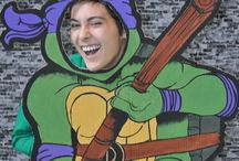 TMNT - Ninja Turtle Birthday Party
