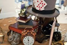 Idea's for Stan / Mad hatters garden shoot