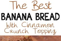 banna bread recipes