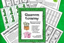 Classroom economy / by Sara Wriston