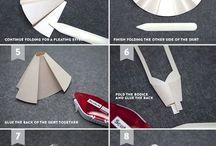 Поделки из бумаги, картона