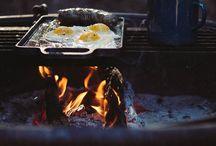 Breakfast a la Flame