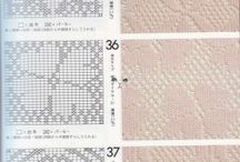 damask-knitting