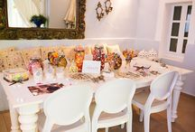candy and wish book table