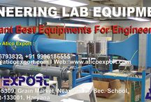 Engineering Lab Equipment / Are you looking for manufacturer of Engineering Lab Equipment, then feel free to contact us.