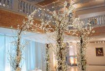 дерево свадебное