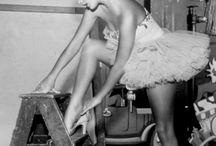 vintage beauties / Black & white beauties!