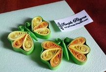 paper quilling insects