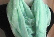 scarves , pashminas / by shanatta montejano