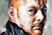 FLORIS VAN ZYL ART