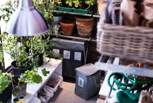 Garden: Potting Benches & Work Spaces