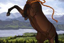 Art équin