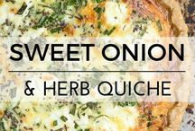cooking - quiche