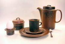Cerâmica Utilitários / peças para uso na cozinha